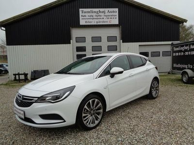 brugt Opel Astra 0 T 105 Dynamic