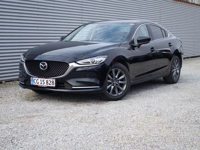brugt Mazda 6 2,0 Skyactiv-G Premium 165HK 6g