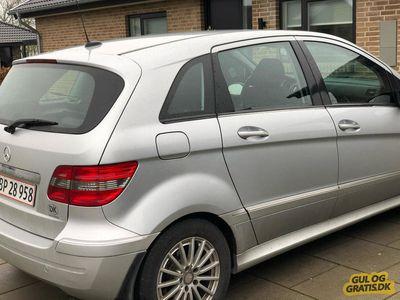 brugt Mercedes B180