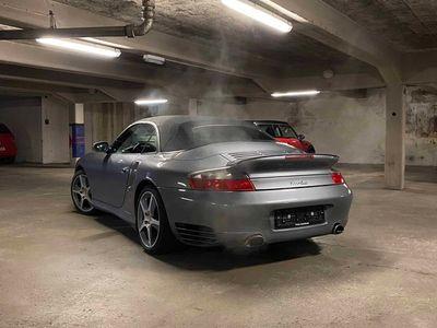 brugt Porsche 996 Turbo cabriolet