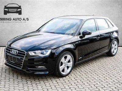 gebraucht Audi A3 Sportback 2,0 TDI Ambition 150HK Stc 6g - Personbil