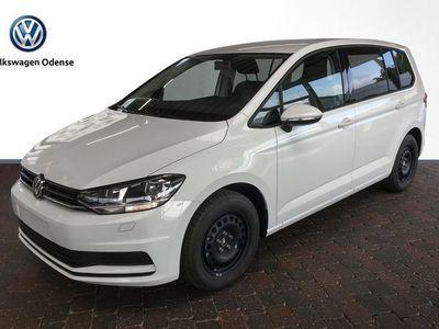 brugt VW Touran 1,0 TSi 115 Trendline Van