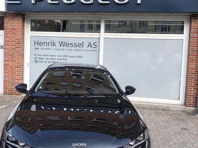 brugt Peugeot 508 2,0 BlueHDi Allure EAT8 start/stop 163HK Stc 8g Aut. A+