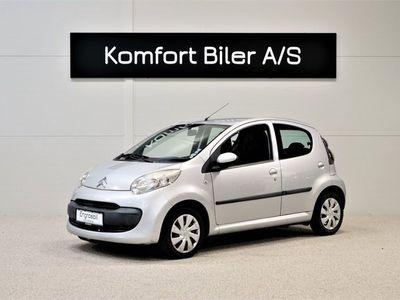 brugt Citroën C1 1,0i