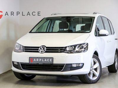 brugt VW Sharan 2,0 TDi 140 Comfortline BMT Van