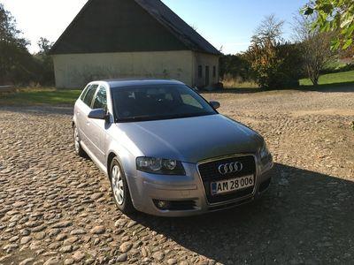 käytetty Audi A3 1,6 MAN.