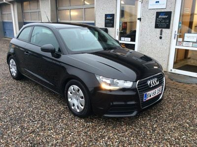 brugt Audi A1 1,2 TFSi 86 Attraction