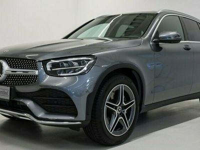 brugt Mercedes GLC300 d AMG Line aut. 4Matic 2020