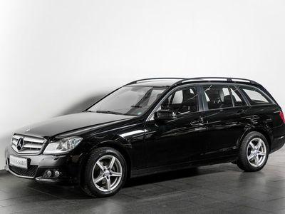 brugt Mercedes C200 2,2 CDi stc. BE