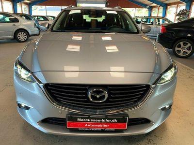 brugt Mazda 6 2,0 Sky-G 165 Vision stc.