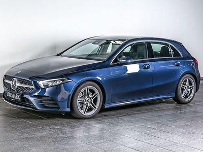 brugt Mercedes A220 d 2,0 AMG Line aut.