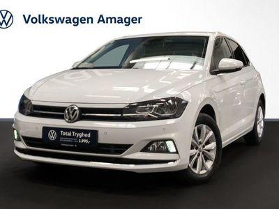 brugt VW Polo 1,6 TDi 95 Highline DSG