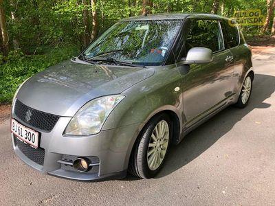 brugt Suzuki Swift VelholdtSport