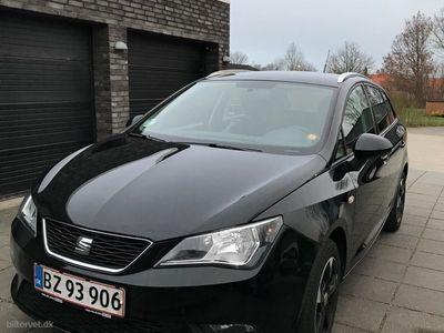 begagnad Seat Ibiza 1,6 TDI Style 90HK Stc