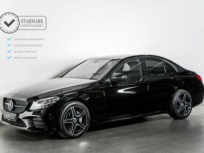 usado Mercedes C220 d 2,0 AMG Line aut.