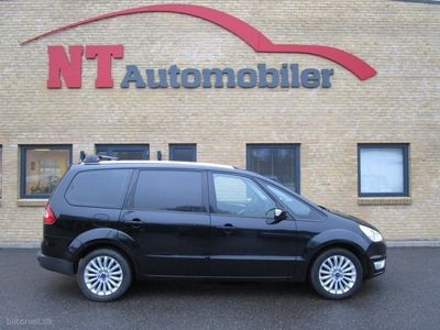 usata Ford Galaxy 2,0 TDCi Collection Powershift 163HK 6g Aut.