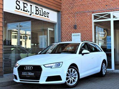 brugt Audi A4 Avant 2,0 TDI S Tronic 190HK Stc 7g Aut. A+