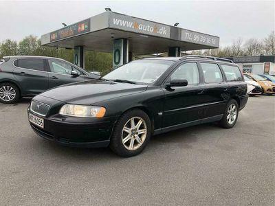 brugt Volvo V70 2,4 170HK Stc Aut.