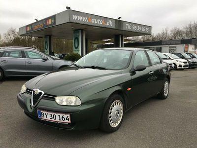 brugt Alfa Romeo 156 1,6 TS 16V