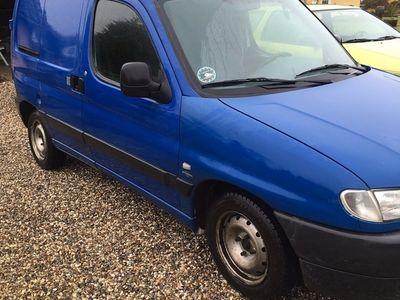 brugt Peugeot Partner 1,9 D