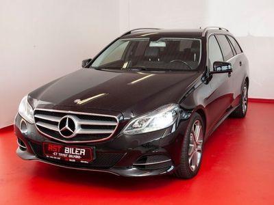 brugt Mercedes E220 2 BlueTEC Edition E stc. aut.