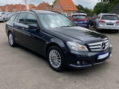 brugt Mercedes C200 2,2 CDi Avantgarde stc. BE