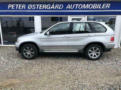 brugt BMW X5 3,0 D 4x4 184HK Van Aut.