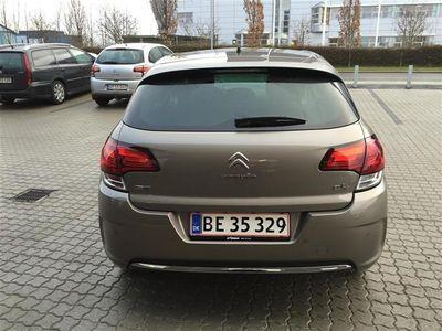 brugt Citroën C4 1,6 Blue HDi Challenge EAT6 start/stop 120HK 5d 6g Aut.