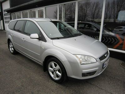 used Ford Focus 1,6 TDCi 109 Trend stc.