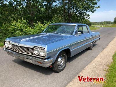 brugt Chevrolet Impala 4 door Sport Sedan