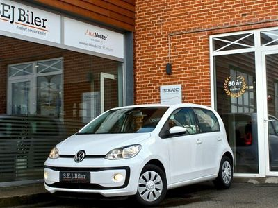 begagnad VW up! Up! 1,0 MPi MoveBMT 60HK 5d