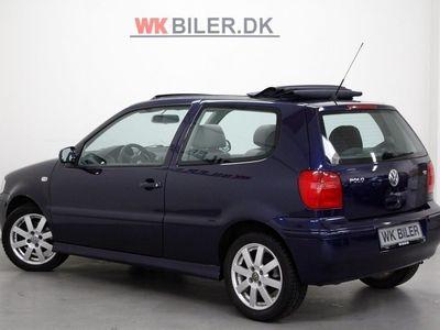 brugt VW Polo 1,4 16V Comfortline aut.