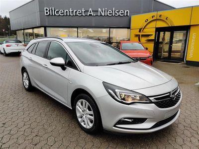 brugt Opel Astra Sports Tourer 1,4 Turbo Enjoy Start/Stop 150HK Stc 6g