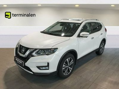 brugt Nissan X-Trail 1,6 dCi 130 N-Connecta X-tr. 7prs