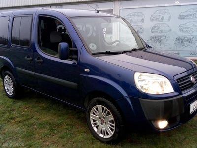 używany Fiat Doblò 1,3 JTD Family 85HK