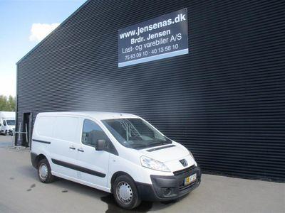 brugt Peugeot Expert 2,0 HDi L1H1 128HK Van 2012