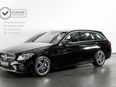 begagnad Mercedes C200 1,5 Advantage AMG stc. aut.