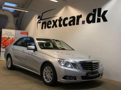 brugt Mercedes E250 2 CDi Elegance BE