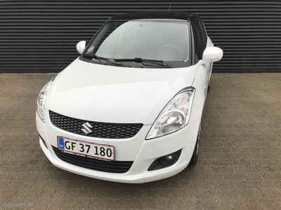brugt Suzuki Swift 1,2 ECO+ S 94HK 5d