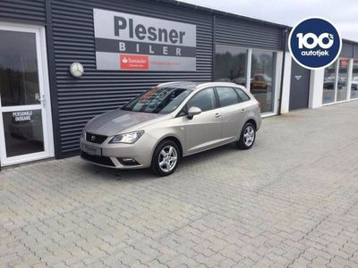 brugt Seat Ibiza ST 1,6 TDi 90 Style