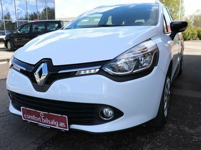 brugt Renault Clio IV 1,5 dCi 75 Expression ST
