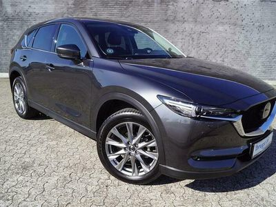 brugt Mazda CX-5 2,0 Skyactiv-G Cosmo 165HK 5d 6g Aut.