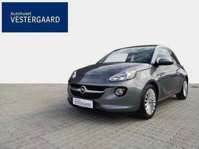 brugt Opel Adam 1,0 GLAM Swingtop 90HK 3d 6g