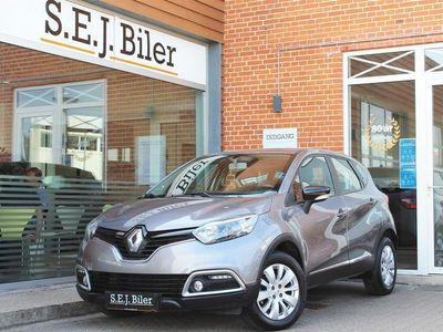 brugt Renault Captur 1,5 Energy DCI Expression 90HK 5d A+