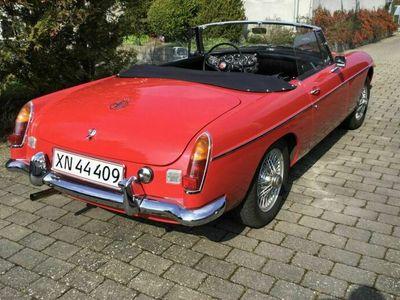 brugt MG B 1969