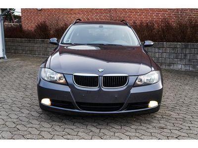 brugt BMW 320 320 E91 D