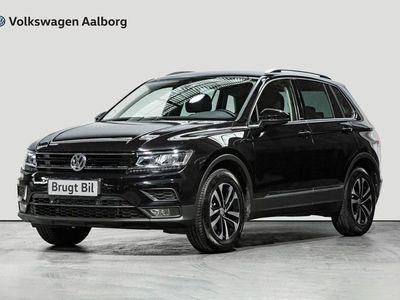 brugt VW Tiguan 2,0 TDi 150 IQ.Drive DSG