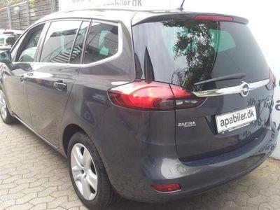 brugt Opel Zafira 1,6 CDTI Enjoy Start/Stop 136HK 6g