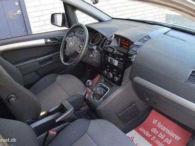 brugt Opel Zafira 1,7 CDTI DPF Classic 125HK 6g