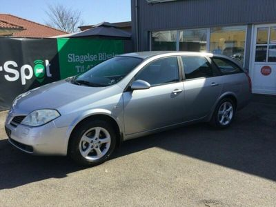 brugt Nissan Primera 1,8 Visia stc.